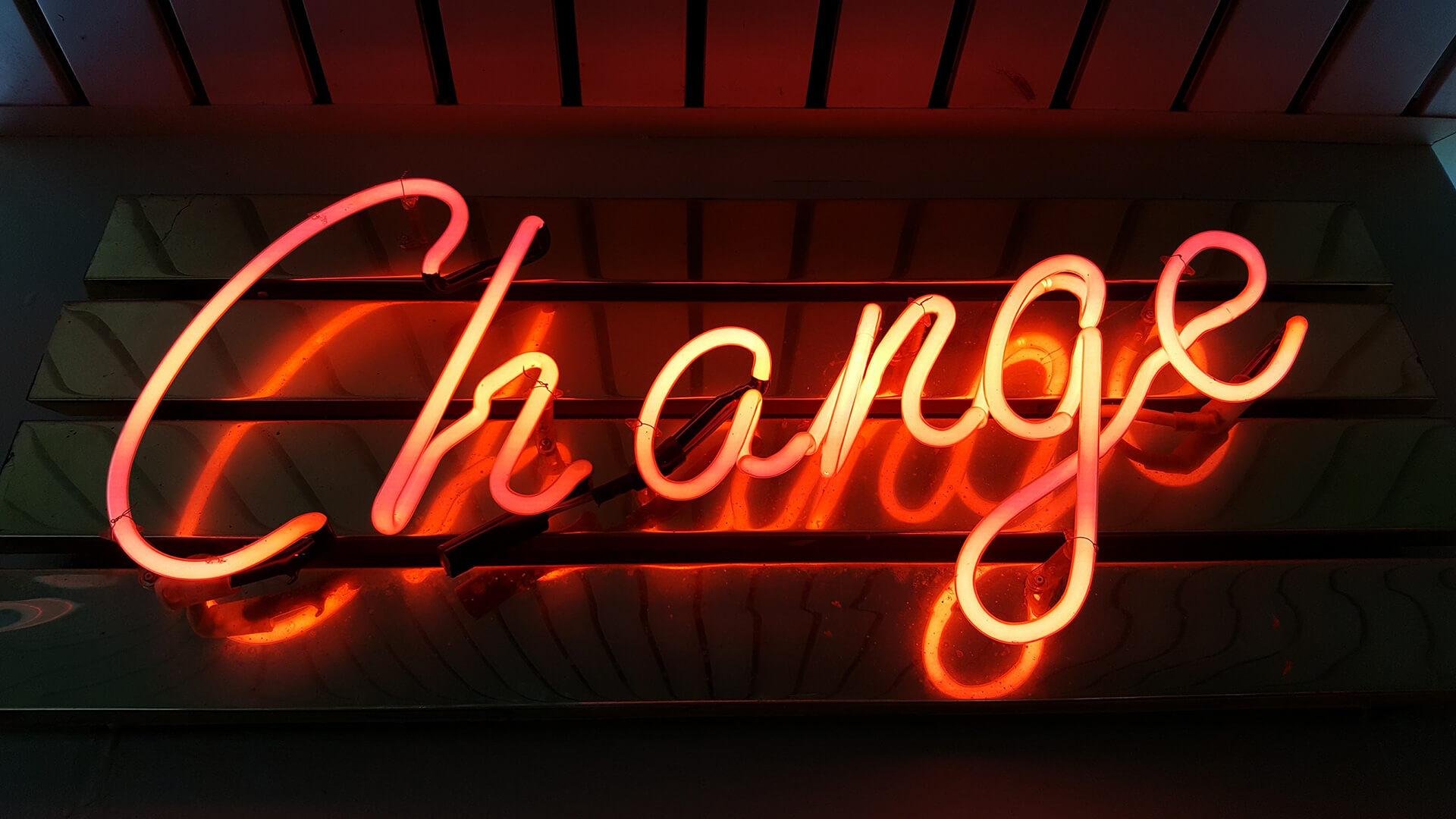 Stillstand warum verändert sich nichts?