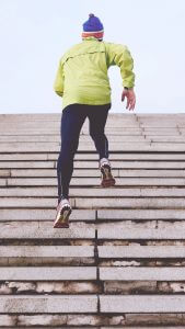 Vorsätze wie mehr Sport treiben