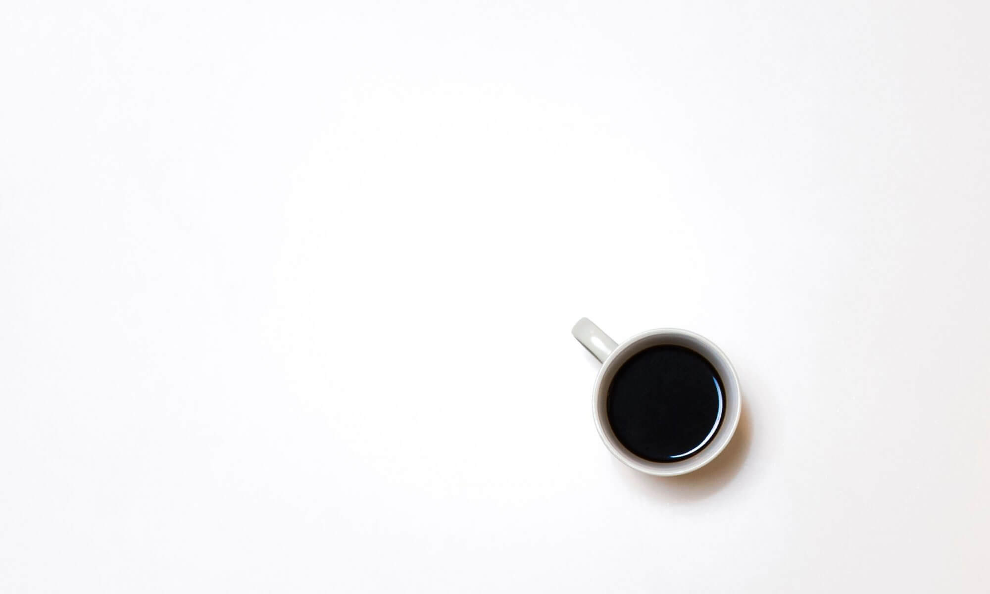 Minimalism Simple Coffee Mug Cup
