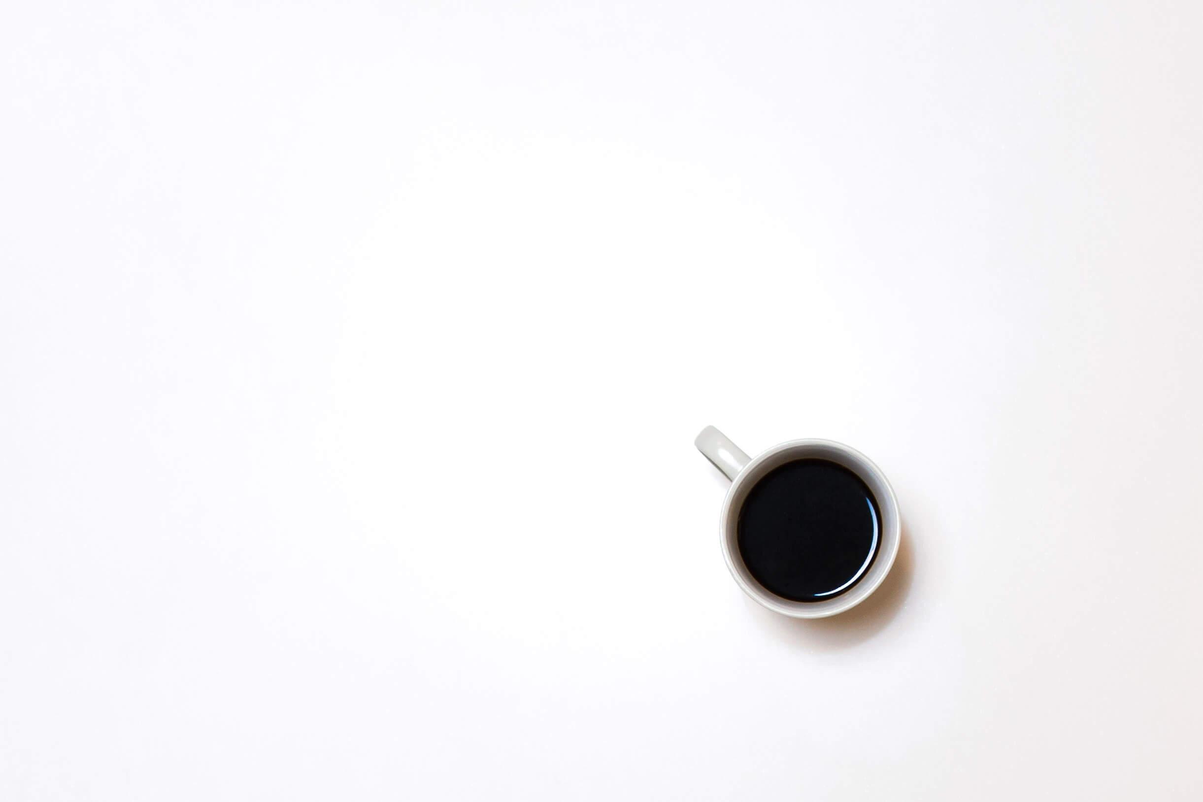 Minimalism Simple Coffee Mug Cup