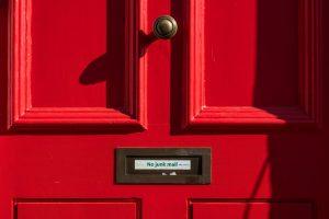 Red Door Mail Spam