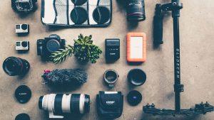 Fotografie Equipment für perfekte Urlaubsfotos