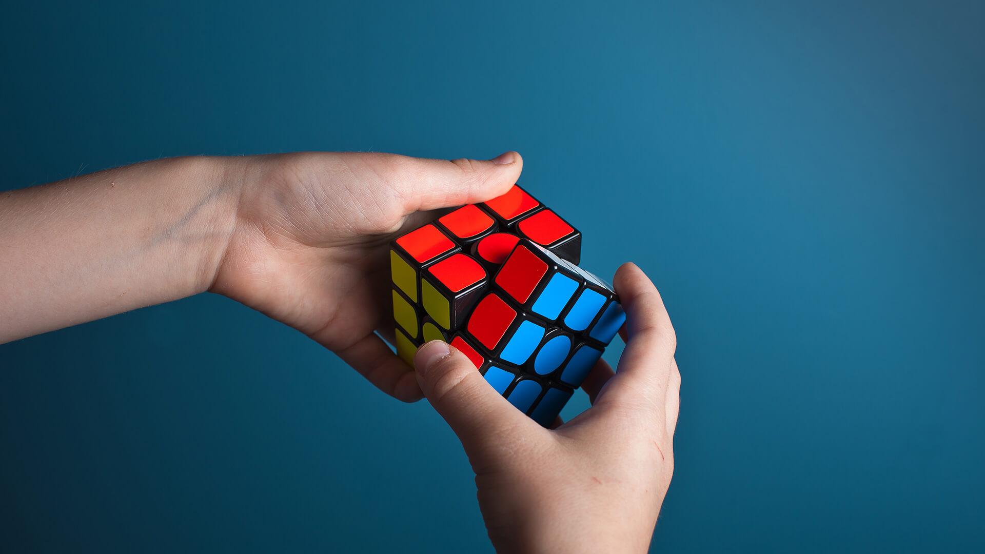 Rubiks Cube Lösung