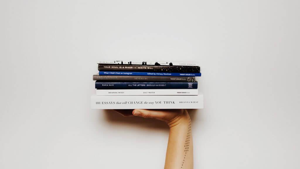 Selbstoptimierung: Bücher über Bücher
