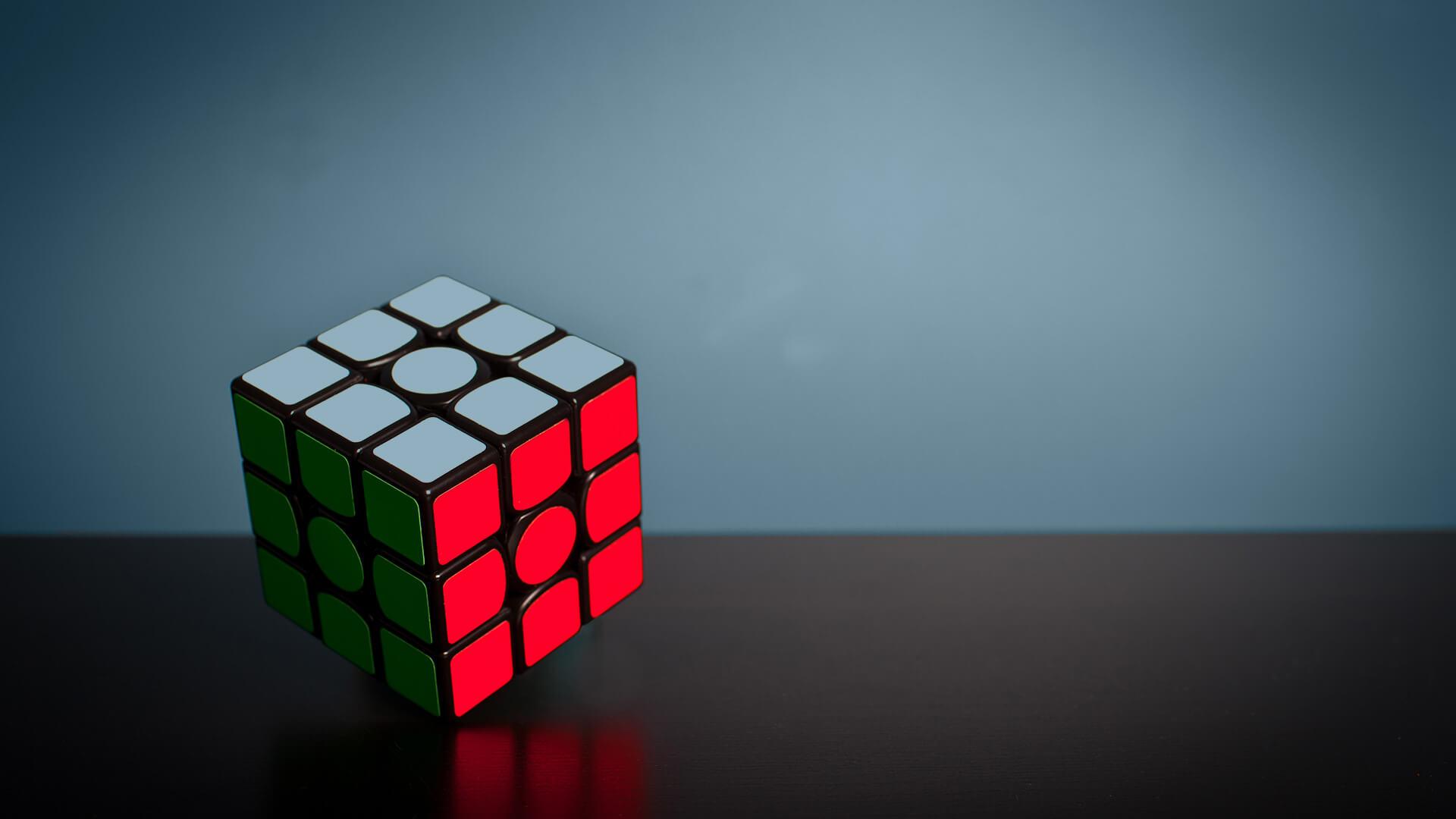Rubiks Cube: Wie du all deine Probleme löst!