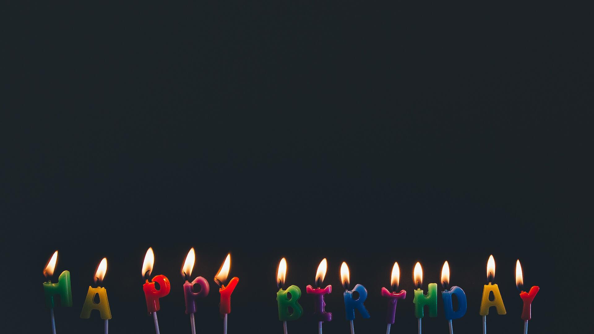 Geburtstage Schenken